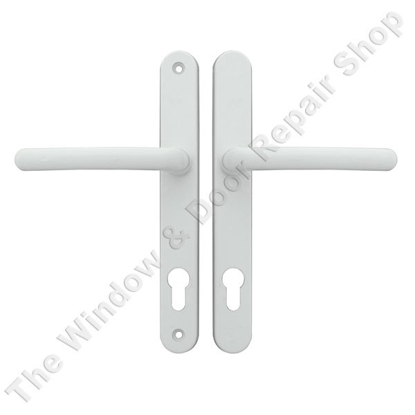 balmoral 92pz leverlever door handle by fab u0026 fix backplate length 243mm