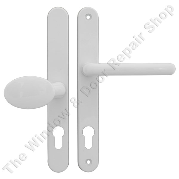 Balmoral 92pz Lever Pad Door Handle By Fab Amp Fix