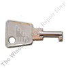 Fab & Fix Replacement Window Handle and Sash Jammer keys