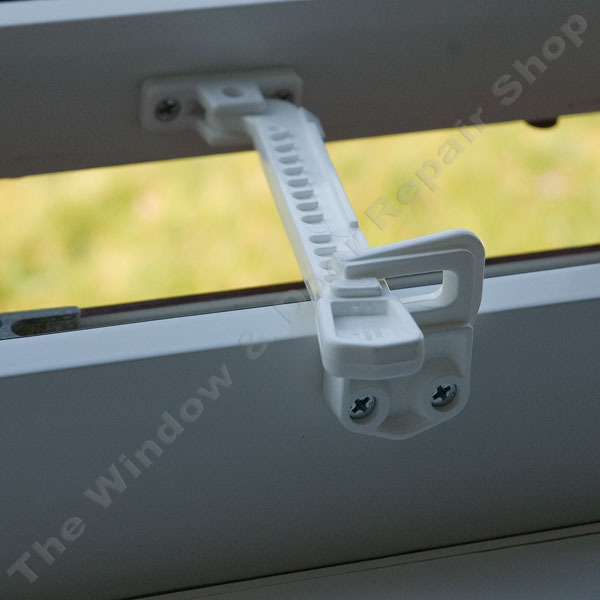 Window Restrictor Also Suitable For Tilt And Turn Windows