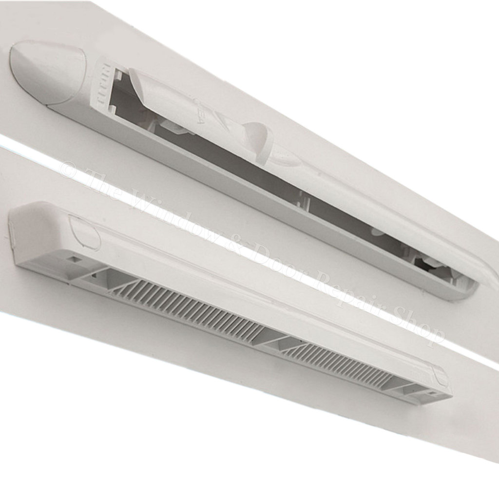 Titon Trickle Night Vent For Upvc Timber Windows S13