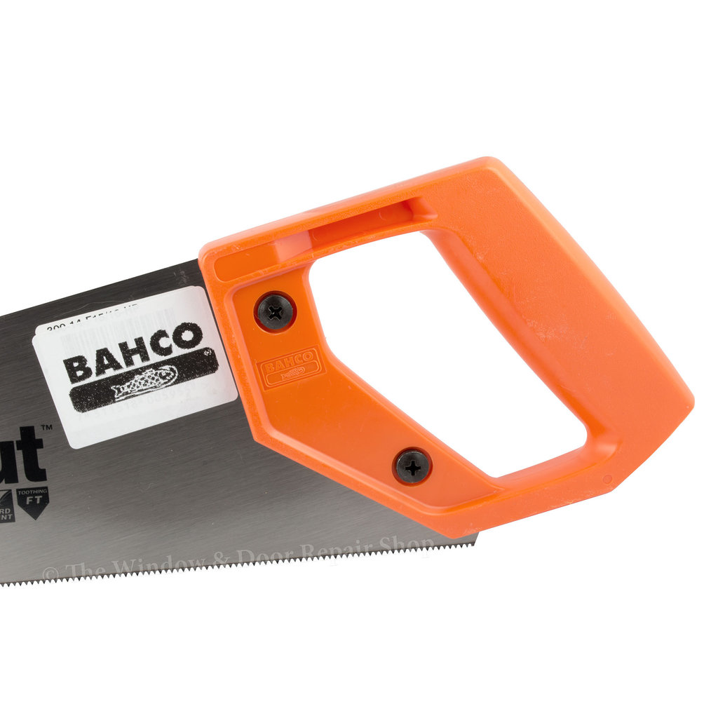 Bahco 300 fine tooth 14 inch tool box hand saw the for Window design tool